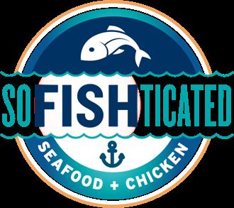 sofishticated logo teal type